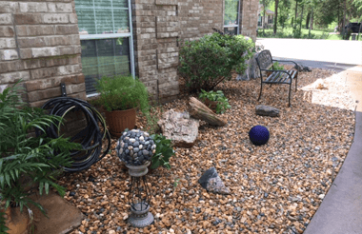 Before And After – Landscape Beds